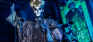 Ghost Perform In Milan