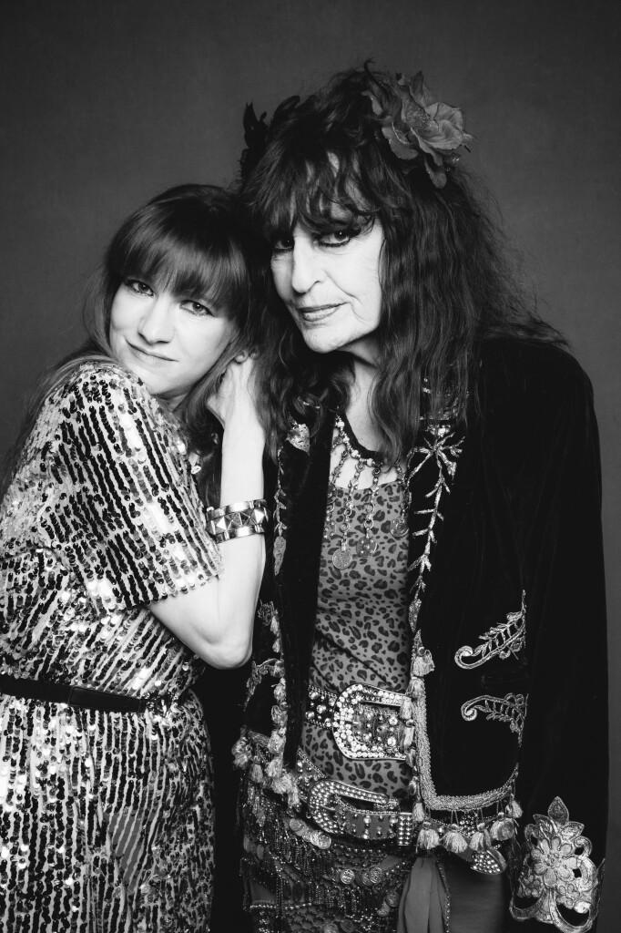Lyndsey Parker and Mercy Fontenot (Photo: Brantley Guttierez)